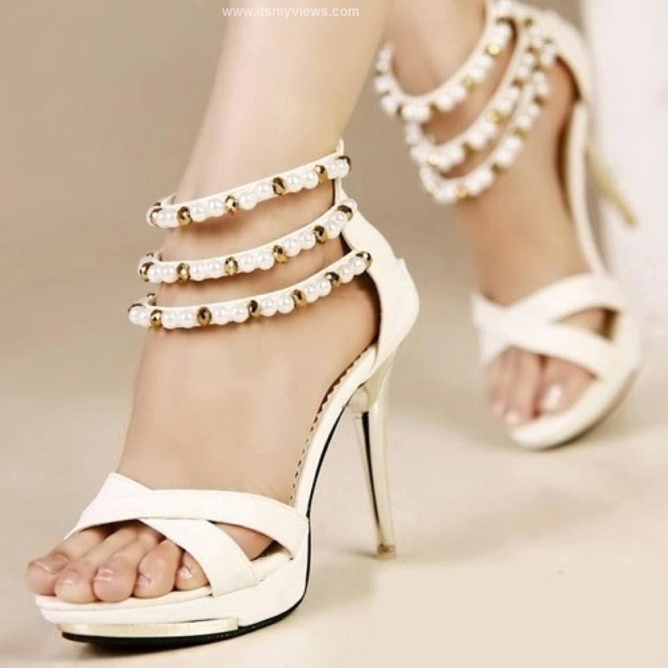 Latest Heels For Women