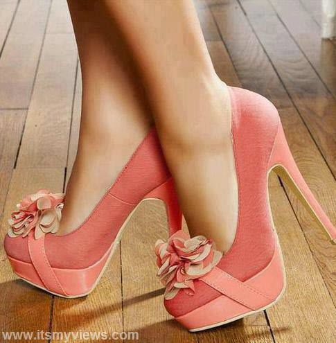 world-most-fashionable-shoes-2013-pink-color-shoes