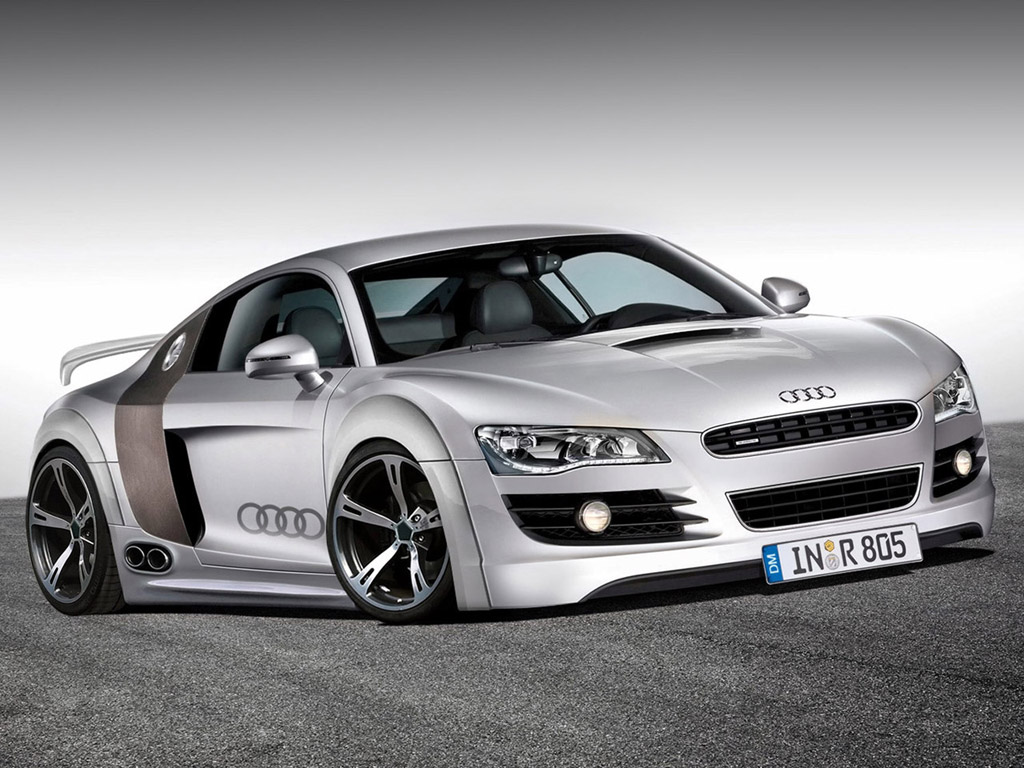 beautiful audi car new - photo #1