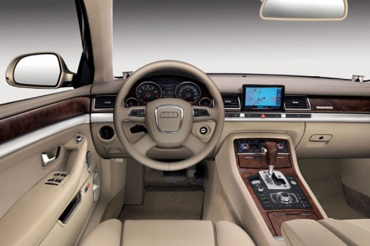 Latest-Audi-A8-steering-Interior-car-2012-2013