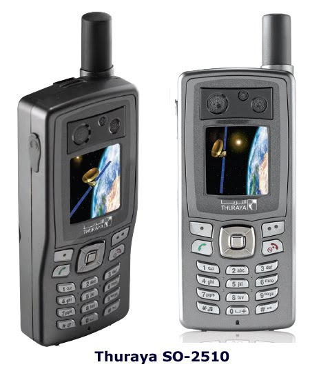Latest-Thuraya-mobile-Handset SO-2510 review