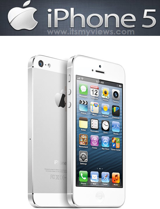 Iphone5-Latest-Feature-of Smartphone-2012-2013