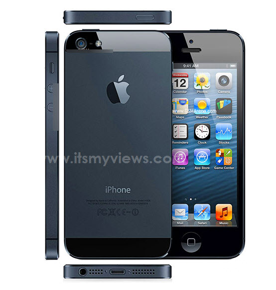 Iphone5-black-color-price-in-India