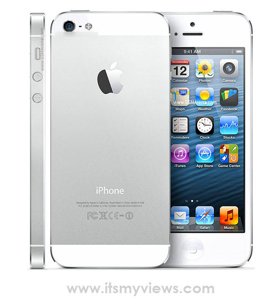 Iphone5-white-color-price-review