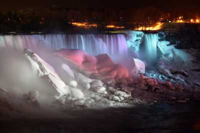 Niagara-waterfall-at-Night-view-picture