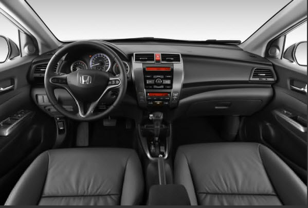 Latest New Shape Honda City 2013 Car Model Review With Engine