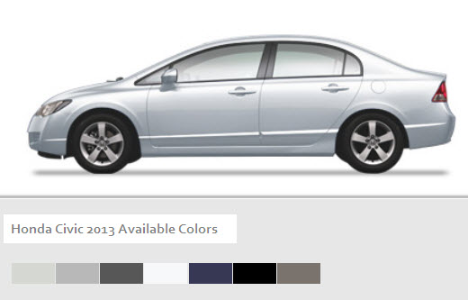 Honda-civic-2013-available-colors-in-USA-India-Pakistan-Dubai