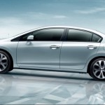 Latest New Shape Honda Civic-2013 Car Model Review with Engine Technical Specification