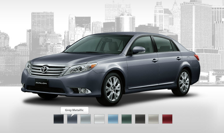 Latest-Toyota-Avalon-2012-2013-Car-Model-Review