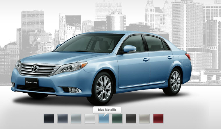 Latest-Toyota-Car-Model-Avalon-Color-Range-in-Dubai-Pakistan-India