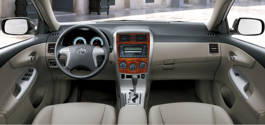 Latest-Toyota-Corolla-2013-Interior-picture