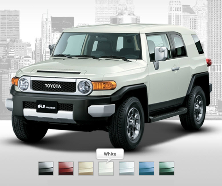 Latest-Toyota-FJ-Cruiser-2013-Widescreen-wallpapers