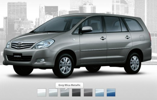 Latest Toyota Innova-2013 Model Review, Engine Technical