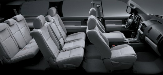 Toyota-4wheel-car-sequoia-2013-interior-complete-picture