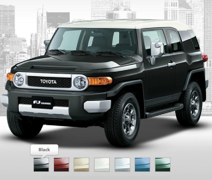 Toyota-FJ-Cruiser-2013-Black-color