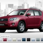 Toyota New Shape RAV4-2013 Car Model Review and engine technical specification