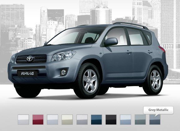 Toyota-RAV4-2013-Grey-Metallic-Color-Picture