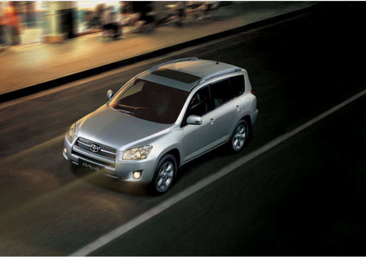 Toyota-RAV4-2013-Review-technical Specifications