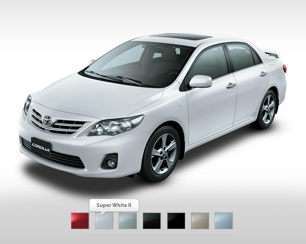 Toyota-corolla-XLI-GLI-Mid-range-2013-White-color-in-Dubai-Pakistan-India-USA