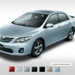 Latest Toyota Corolla-2013 Car Model Review and Engine Technical Specification