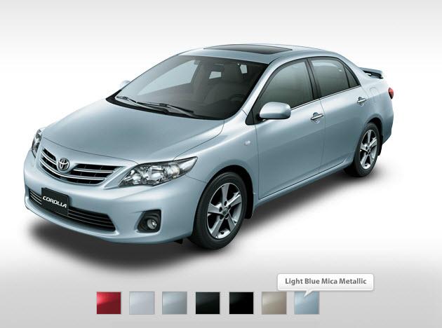 toyota corolla 2012 cars model price in pakistan latest toyota corolla