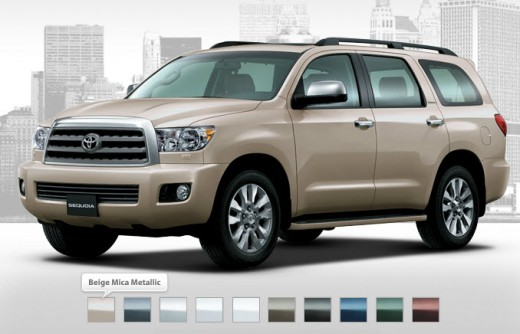 toyota-sequoia-2013-Car-Beige-Mica-Metallic-Color-with-Price