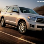 2013-Toyota Sequoia Car Model Review in Dubai and USA