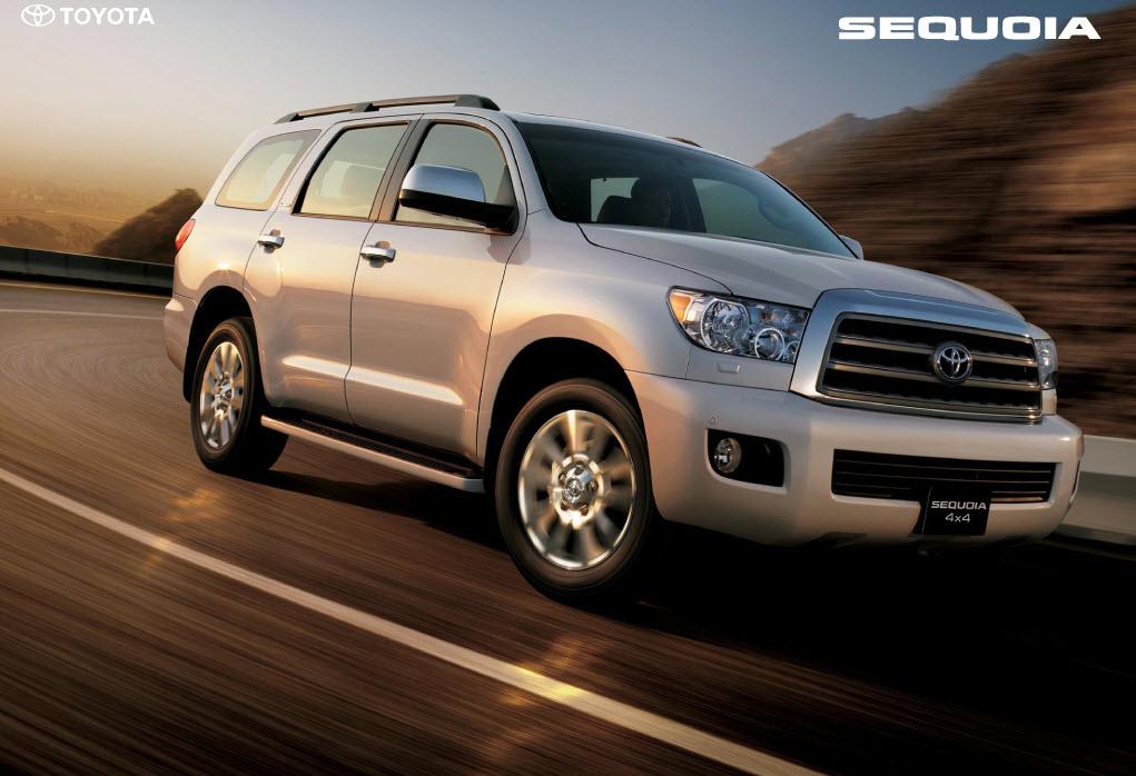 Toyota Sequoia 2011 Widescreen Exotic Car Wallpaper #15 of 34 ...