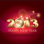 Latest Happy New-Year 2013 HD Widescreen Wallpaper for Desktop PC and Mobile