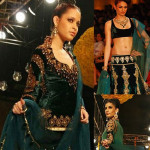 Beautiful Manish-Malhotra Lehenga Wedding Dresses Collection 2013