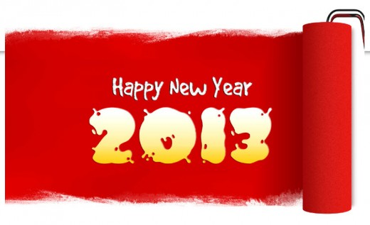 2013 Newyear-Wallpaper-and-Picture