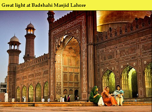 Beautiful-Lahore-Badshahi-Masjid-Pakistan-Picture-wallpaper