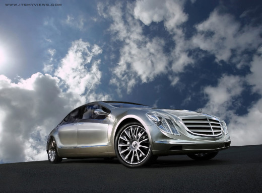 HD-mercedes-benz Sport Car desktop wallpaper 2013