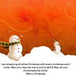 Latest Best-Merry Christmas HD widescreen Wallpapers 2012