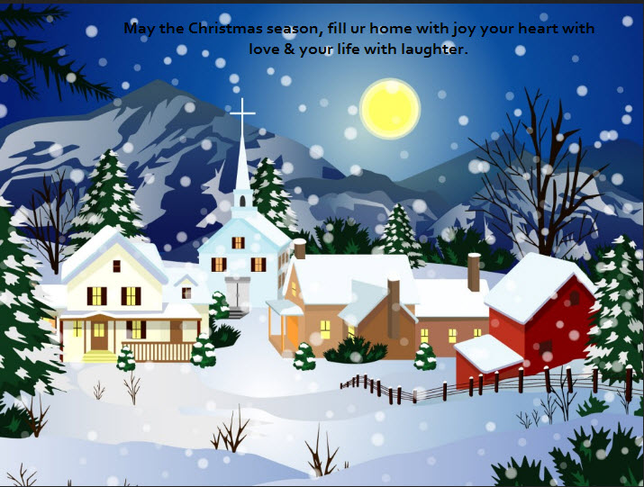 Latest Best-Merry Christmas HD widescreen Wallpapers 2012 ...