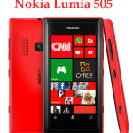 Nokia Lumia 505 Review and Price in Pakistan and India