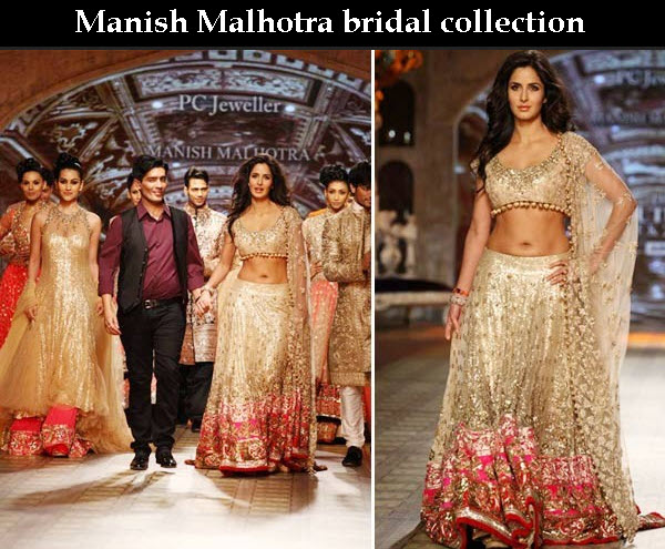 Bridal Lehengas by Manish Malhotra