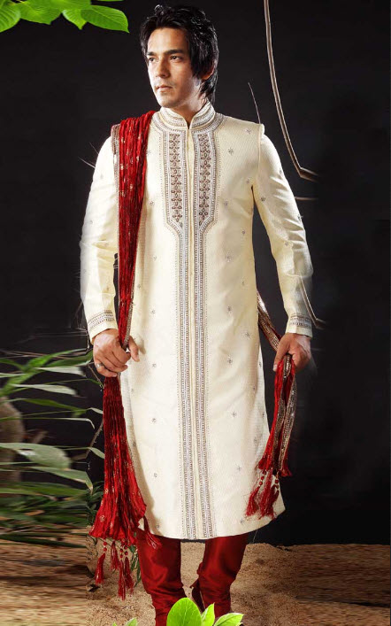 Manish-malhotra Groom-sherwani design with price