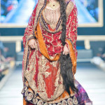 Most Popular Pakistani Fashion Designer HSY Bridal Collection 2013