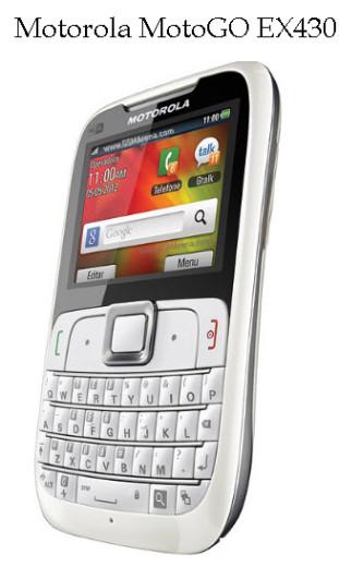 Motorola MotoGO-EX430 Review