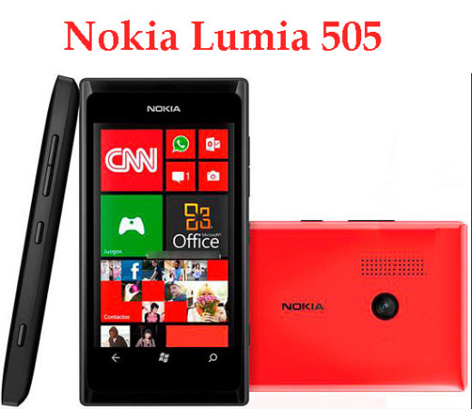 Nokia-Lumia-505 Price review
