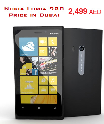 Nokia-Lumia920 Price in Dubai