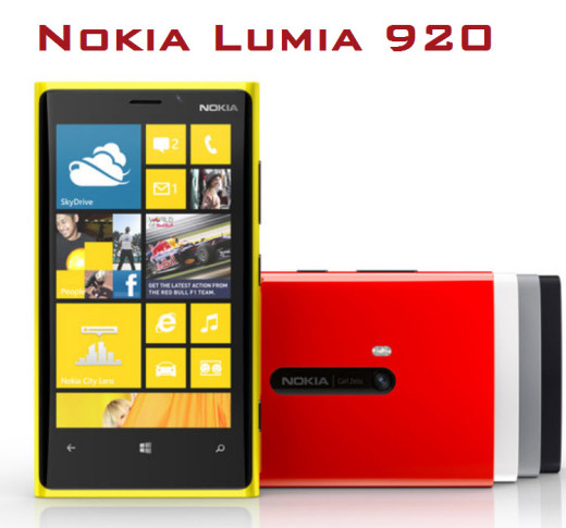 Nokia-Lumia920 technical Specificaiton and review