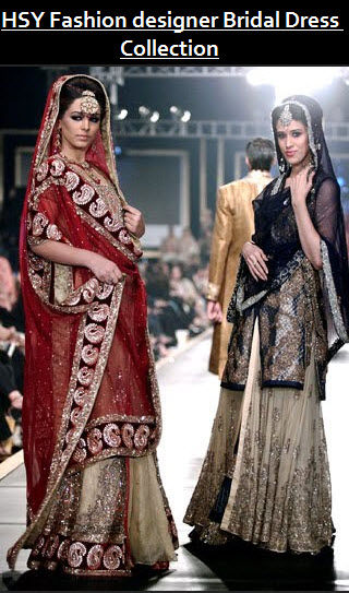 hsy-bridal-lehenga-Latest-collection-2013 black red color picturehsy-bridal-lehenga-Latest-collection-2013 black red color picture