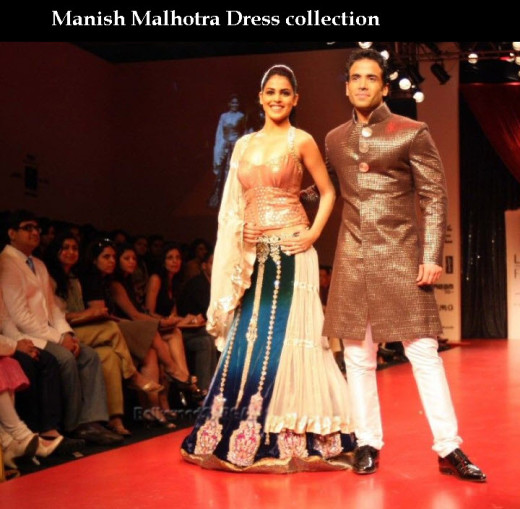 manish malhotra bridal lehenga collection 2013