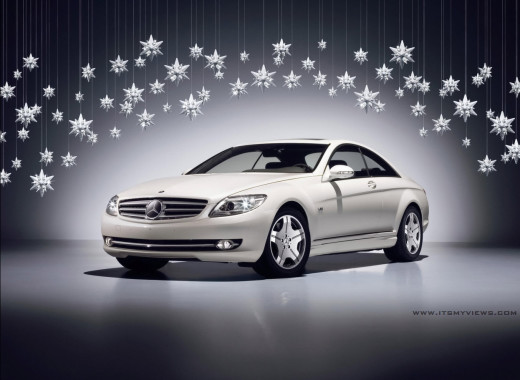 most-beautiful white color mercedes benz wallpapers