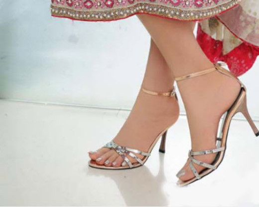 simple-decent-high heels shoe trend 2013 2014