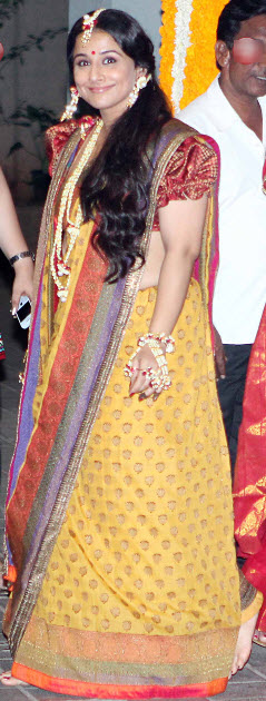 vidya balan marriage photo 2013