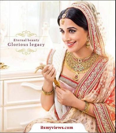 vidya-balan wedding-dress-lehnga