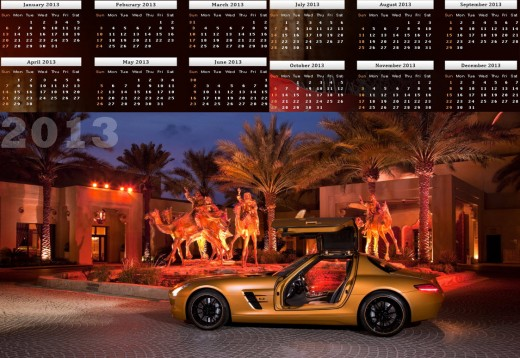 2013-Calendar Wallpapers HD desktop PC